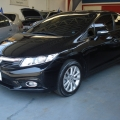 CIVIC 1.8 NEW CIVIC LXL 16V FLEX 4P