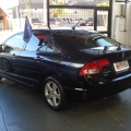 CIVIC 1.8 NEW CIVIC LXS AUT FLEX 4P