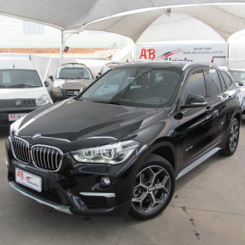 X1 2.0 16V TURBO  SDRIVE20I X-LINE 4P