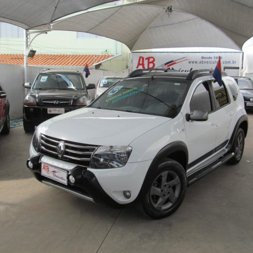 DUSTER  TECH ROAD II 2.0  AUT 4P