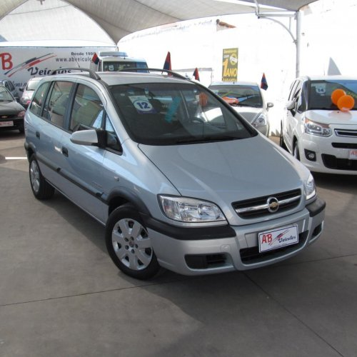 ZAFIRA 2.0 EXPRESSION FLEX 4P