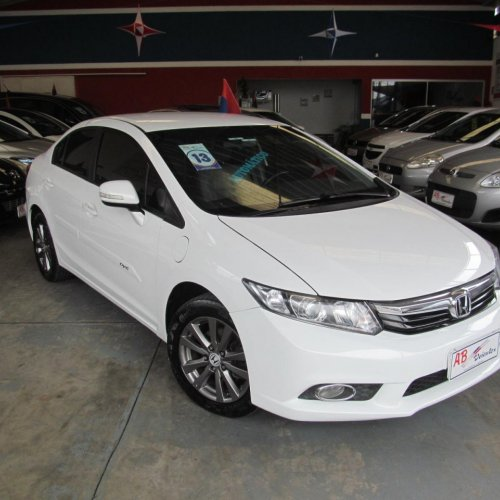 CIVIC 1.8 NEW CIVIC LXL 16V AUT FLEX 4P