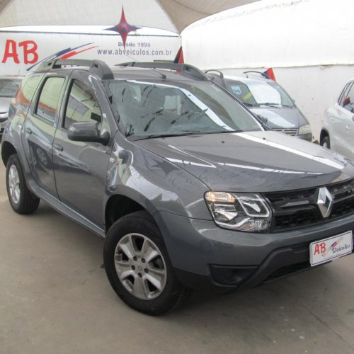 DUSTER 1.6 EXPRESSION 4X2 16V 4P