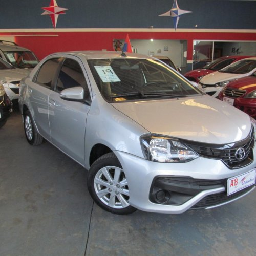 ETIOS SD 1.5 X  PLUS AUT 4P